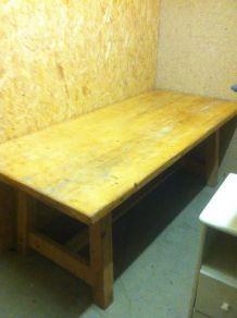 Authentique table de ferme