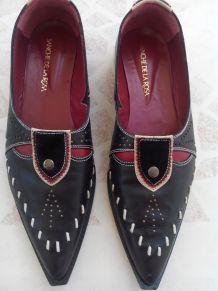chaussures SANCHE DE LA ROSA