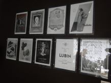 Collection publicités vintage tirées de la revue l'Illustration
