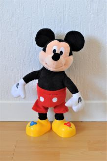 Peluche interactive MICKEY Story Teller