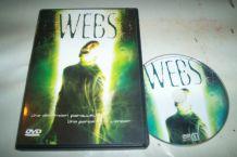 DVD WEBS film d'horreur
