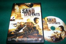 DVD SAND SERPENTS film d'horreur