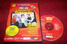 DVD SERIE TV NO 1 JOHNNY SYLVIE EDDY MITCHELL ETC ..