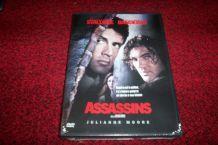 DVD ASSASSINS sylvester stallone kurt russel NEUF