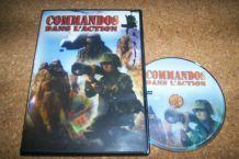 DVD COMMANDO DANS L'ACTION documentaire militaire