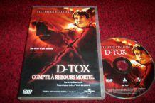 DVD D-TOX avec sylvester stallone