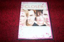 DVD CLOSER avec julia roberts ......neuf