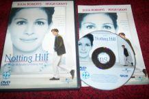 DVD  coup de foudre à nottting hill avec julia roberts