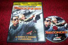 DVD 7 SECONDES avec wesley snipes