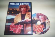 DVD UNE ETRANGERE PARMIS NOUS avec mélanie griffith