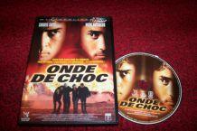 DVD ONDE DE CHOC avec mark dacascos