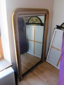 Miroir de style Haussmanien