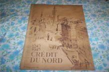 OUVRAGE rare anniversaire credit du nord 1848/1948
