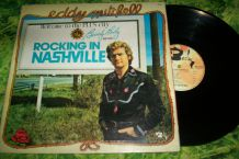 disque 33 tours eddy mitchell rocking in nashville