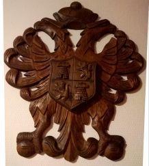 armoirie en bois