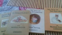 Livre enfants collection Beatrix Potter