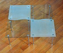Table basse design modulable