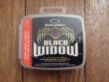 1 Set de 22 Crampons De Golf -Softspikes-Black Widow-Small Metal thread-9A4P1K-Neuf