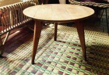 Superbe table basse vintage