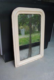 Miroir en bois vintage