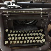 machine à écrire Underwood 1930