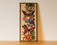 Canevas papillons