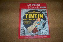 ALBUM cartonné 128 pages LE POINT sur tintin