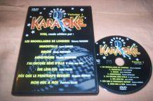 DVD KARAOKE 8 TITRES célèbres