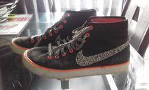Chaussures Nike montantes