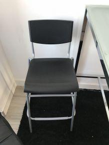 3 Chaises de bar
