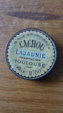 Cachou lajaunie 1938