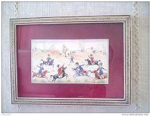 ancienne miniature perse