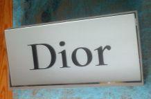 Boite miroir Dior