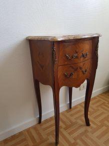 Table de chevet louis