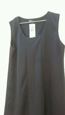 Robe noir taille 46 /48