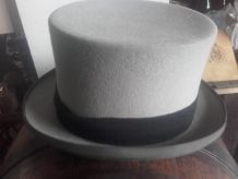 ancien chapeau haut de forme Christys London