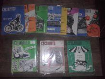 ancienne revue cyclo moto année 50 -60