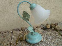 Lampe en  Métal type TULIPE design Florentin