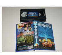 CASSETTE VHS INDEPENDANCE DAY