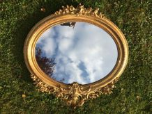 Splendide miroir Napoleon III