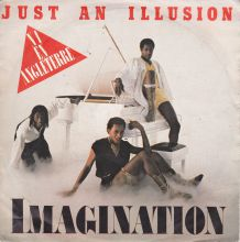 IMAGINATION - Just An Illusion - 45 t