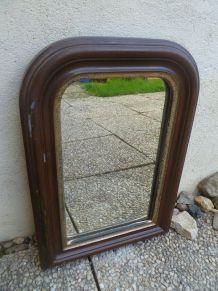 Miroir luckyfind for Miroir baroque grande taille