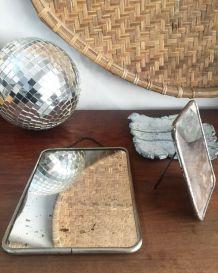 Miroirs de barbier vintage
