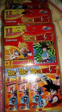 MAGNETS Dragonball Z