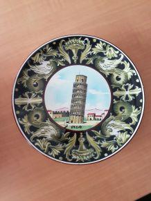 Assiette céramique Titano