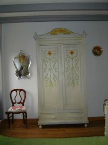 ARMOIRE ANCIENNE RELOOKEE