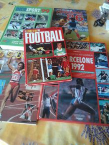 Sport (Football, Jeux Olympiques)