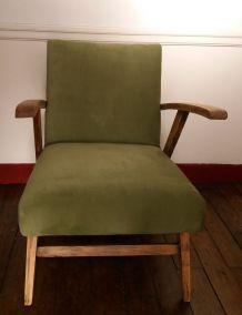Magnifique fauteuil scandinave