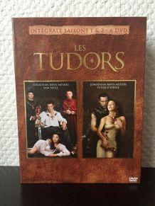 DVD Les Tudors Saison 1 et 2