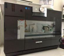 Four combiné micro-onde et cuisson vapeur Samsung
